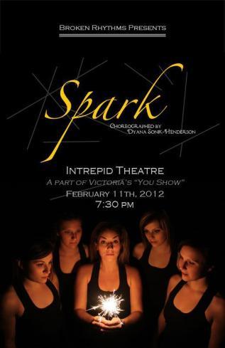 SPARK - Poster