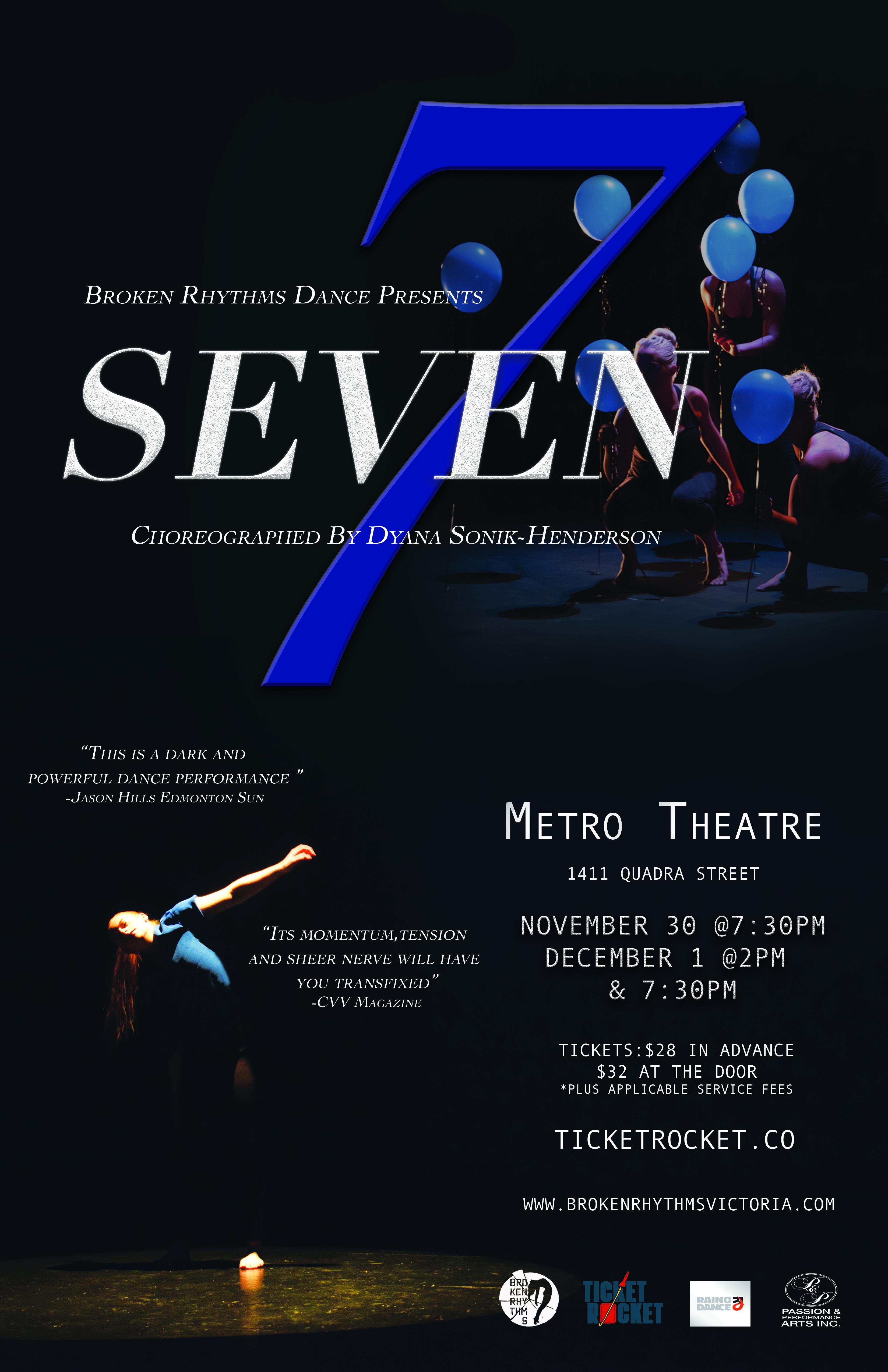 seven posterbright
