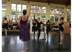 Advanced Ballet Class